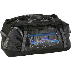 Patagonia Black Hole Fitz Roy Trout 60L Duffel