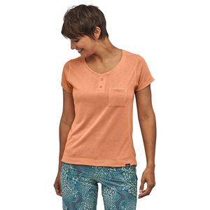 Patagonia Capilene Cool Trail Bike Short-Sleeve Henley - Women's