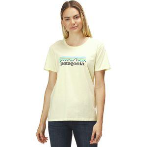 Pastel P-6 Logo Organic Crew T-Shirt - Women's