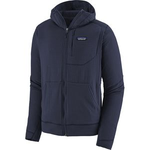 Patagonia R1 Full-Zip Hooded Fleece Jacket - Men's