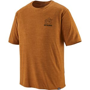 Patagonia Capilene Cool Daily Graphic Short-Sleeve Shirt - Men's