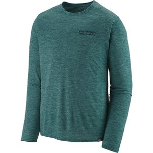 Patagonia Capilene Cool Daily Graphic Long-Sleeve Shirt - Men's
