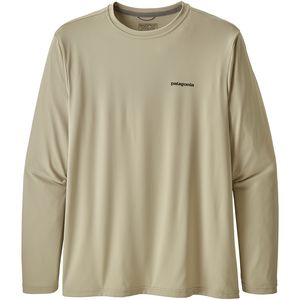 Patagonia Capilene Cool Daily Fish Graphic Long-Sleeve T-Shirt - Men's