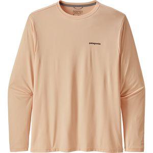 Capilene Cool Daily Fish Graphic Long-Sleeve T-Shirt - Men's
