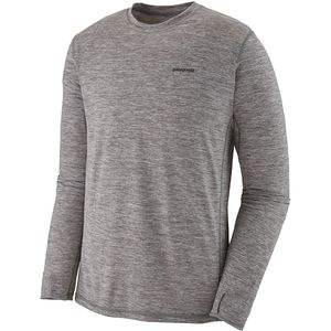 Patagonia Tropic Comfort II Long-Sleeve Crew - Men's