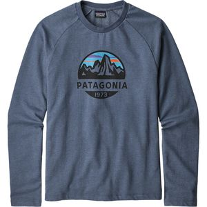 Patagonia Fitz Roy Scope Lightweight Crew Sweatshirt - Men's