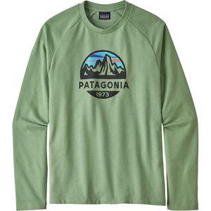 Fitz Roy Scope Lightweight Crew Sweatshirt - Men's