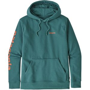 Patagonia Text Logo Uprisal Hoodie - Men's