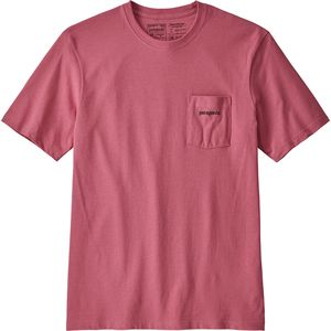 Patagonia Line Logo Ridge Pocket Responsibili-T-Shirt - Men's