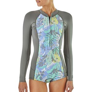 Patagonia R1 Lite Yulex Long-Sleeve Spring Jane Suit - Women's