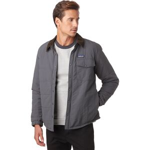 Isthmus Quilted Shirt Jacket - Men's