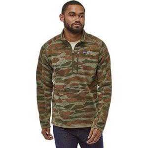 Better Sweater 1/4-Zip Fleece Jacket - Men's