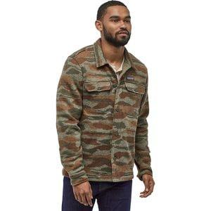 Better Sweater Shirt Jacket - Men's