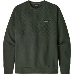 Patagonia Organic Cotton Quilt Crew-Neck Sweatshirt - Men's