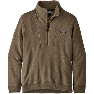 Woolie Fleece Pullover Jacket - Men's