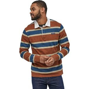 Patagonia Lightweight Rugby Long-Sleeve Shirt - Men's