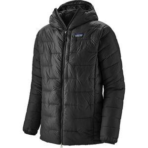 Macro Puff Hooded Jacket - Men's