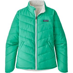 Patagonia Reversible Snow Flower Jacket - Girls'
