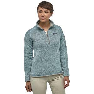 Deals on Patagonia Better Sweater 1/4-Zip Fleece Jacket