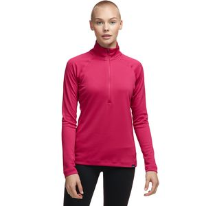 Patagonia Capilene Midweight Zip-Neck Top - Women's