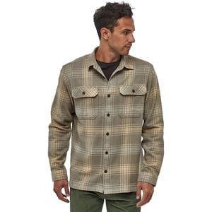Natural Dye Fjord Flannel Shirt - Men's