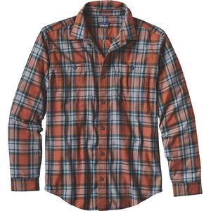 Patagonia Pima Cotton Shirt -  Men's