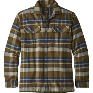 Fjord Flannel Shirt - Men's
