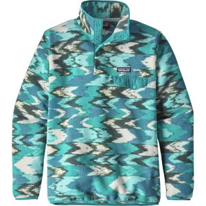 Patagonia Lightweight Synchilla Snap-T Womens Pullover Deals