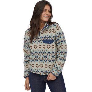 Patagonia Synchilla Lightweight Snap-T Fleece Pullover - Women's