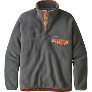 Patagonia Lightweight Synchilla Snap-T Fleece Pullover - Men's