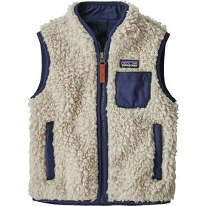 Patagonia Retro-X Fleece Vest - Toddler Boys'