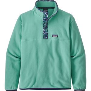 Micro D Snap-T Pullover - Girls'