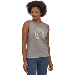 Live Simply Cultivate Organic Muscle T-Shirt - Women's