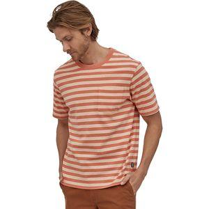 Organic Cotton Midweight Pocket T-Shirt - Men's