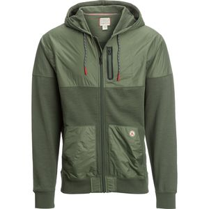P.A.C. Clothing Traveler Hooded Fleece Jacket - Men's