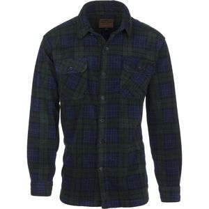 Pacific Trail Nordic Fleece Shirt - Long-Sleeve - Men's