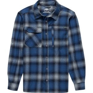 Pacific Trail Vented Brawny Flannel Shirt - Men's