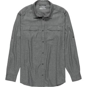 Pacific Trail Crosshatch Vented Shirt - Men's