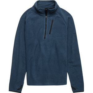 Pacific Trail Microfleece 1/4-Zip Long-Sleeve Top - Men's