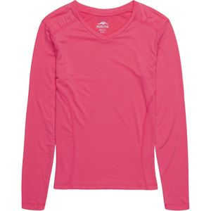 Pacific Trail V-Neck Long-Sleeve Shirt - Women's