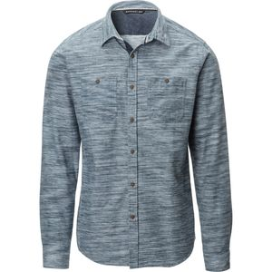 Siphon Sunlight Space Dye Flannel Shirt - Men's