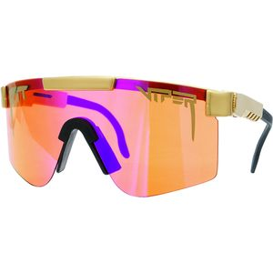 Pit Viper Mirrored Lens Sunglasses