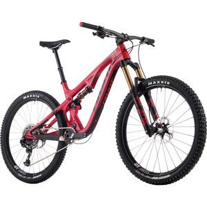 Pivot Mach 5.5 Carbon Pro X01 Eagle Complete Mountain Bike - 2018