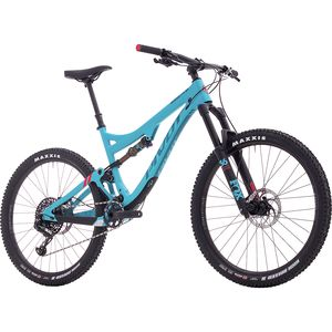 Pivot Mach 6 Carbon Race X01 Eagle Mountain Bike - 2018
