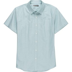 Parker Dusseau Oxford Short-Sleeve Button-Up Shirt - Men's