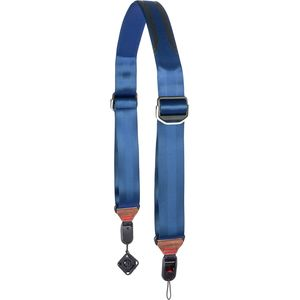 Peak Design Blue Slide Camera Strap