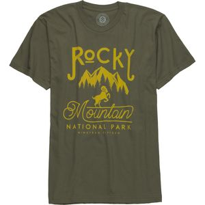 Parks Project Rocky Mountain Ram T-Shirt - Short-Sleeve - Men's