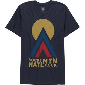 Parks Project Rocky Mountain Hut Hut Hike T-Shirt - Men's