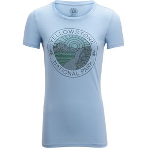 Parks Project Yellowstone Lakeside T-Shirt - Women's