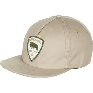 Parks Project Parks Est. Shield Hat - Men's